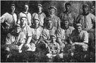 1913 Marshall, Minnesota Team Photo