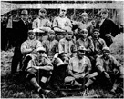 1916 Albert Lea, Minnesota Team Photo
