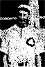 1922 Photo of Centerville Center Fielder A. Hanson