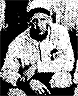 1922 Photo of Centerville Outfielder Cope