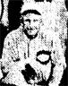 1922 Photo of Centerville Third Baseman and Outfielder Smith