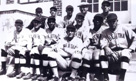 1925 Photo of Bertha Baseball Team