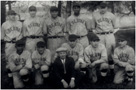 1927 Bertha, Minnesota Team Photo