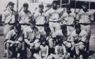 1931 Photo of the Crookston Baseball Team