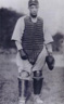 Photo of Catcher Louis Santop